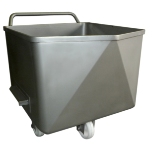 Bañera para levador